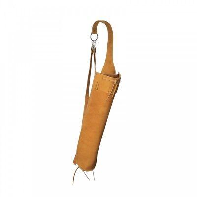 Bogenschießen El Toro Rückenköcher Manitu Traditioneller Köcher Lederböcher Bogenköcher 100% Garantie Zubehör