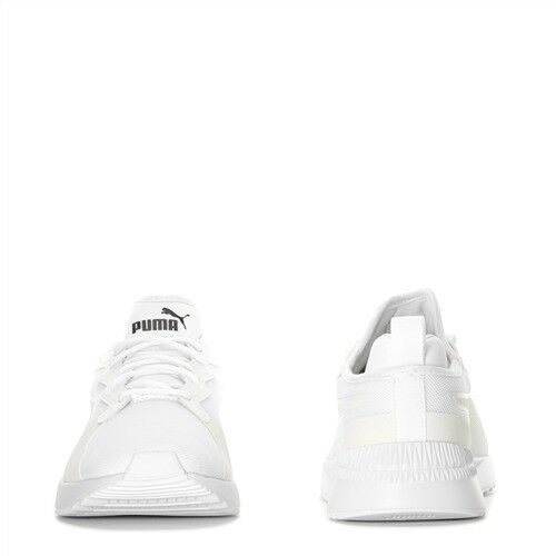 PUMA WEISS PACER NEXT TRAINERS LOW SNEAKERS MEN Schuhe WEISS PUMA 363703-08 SIZE 9.5 NEW 5bb8ef