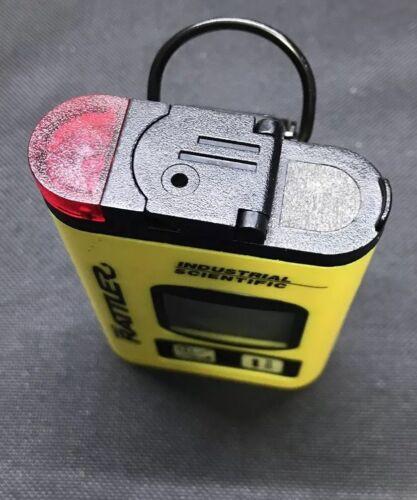 Industrial Scientific T40 Rattler CO Carbon Monoxide Gas Detector 18105254