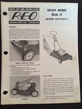 Grasshopper Mower M1 Model 220 & 225 Operators Manual