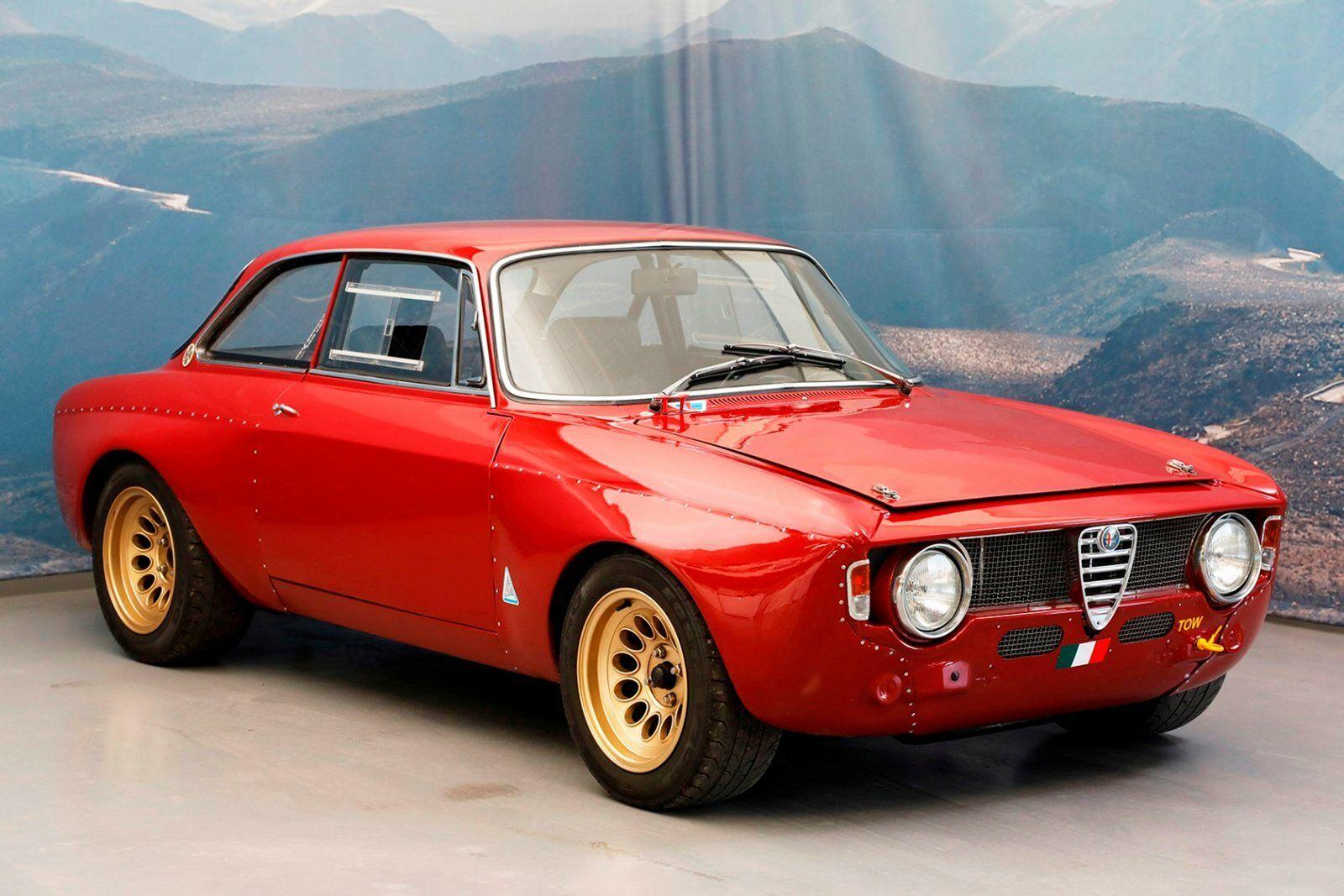 Alfa Romeo Giulia 1600 1,6 GT Veloce 2d