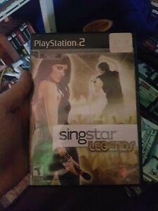 SingStar-Legends-Playstation-2-Game-Complete