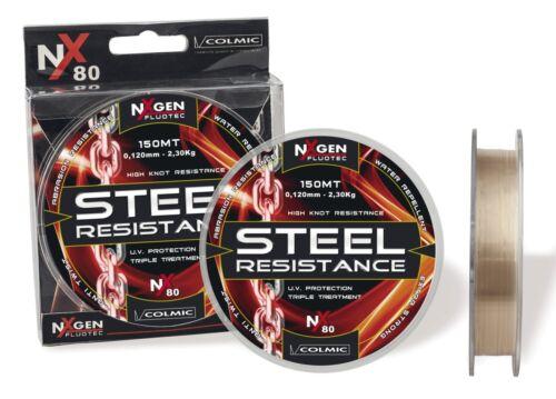 maxi formato da 300 mt Monofilo Colmic Steel Resistance
