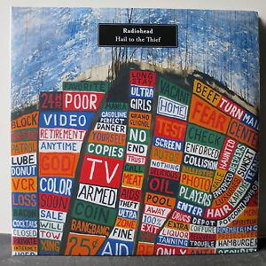 RADIOHEAD-039-Hail-To-The-Thief-039-Gatefold-Vinyl-2LP-NEW-SEALED