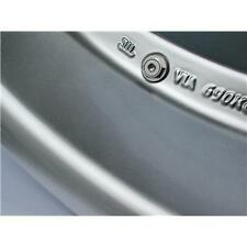 Flush Ajuste Neumático Rueda válvulas y polvo Tapas Set de ruedas de aleación