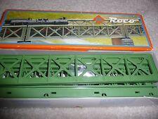 ***  New  Roco Bridge  -  1 x Single track Girder Bridge (EA0-F009)  NEW ***