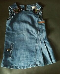 Next Denim Pinafore 1824 Months Pick Mix Own Custom Bundle Job Lot Girl Clothes - <span itemprop='availableAtOrFrom'>Hawick, United Kingdom</span> - Next Denim Pinafore 1824 Months Pick Mix Own Custom Bundle Job Lot Girl Clothes - Hawick, United Kingdom