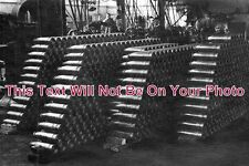 WO 73 - Shells, Castle Motor Garage, Kidderminster, Worcestershire WW1 1917