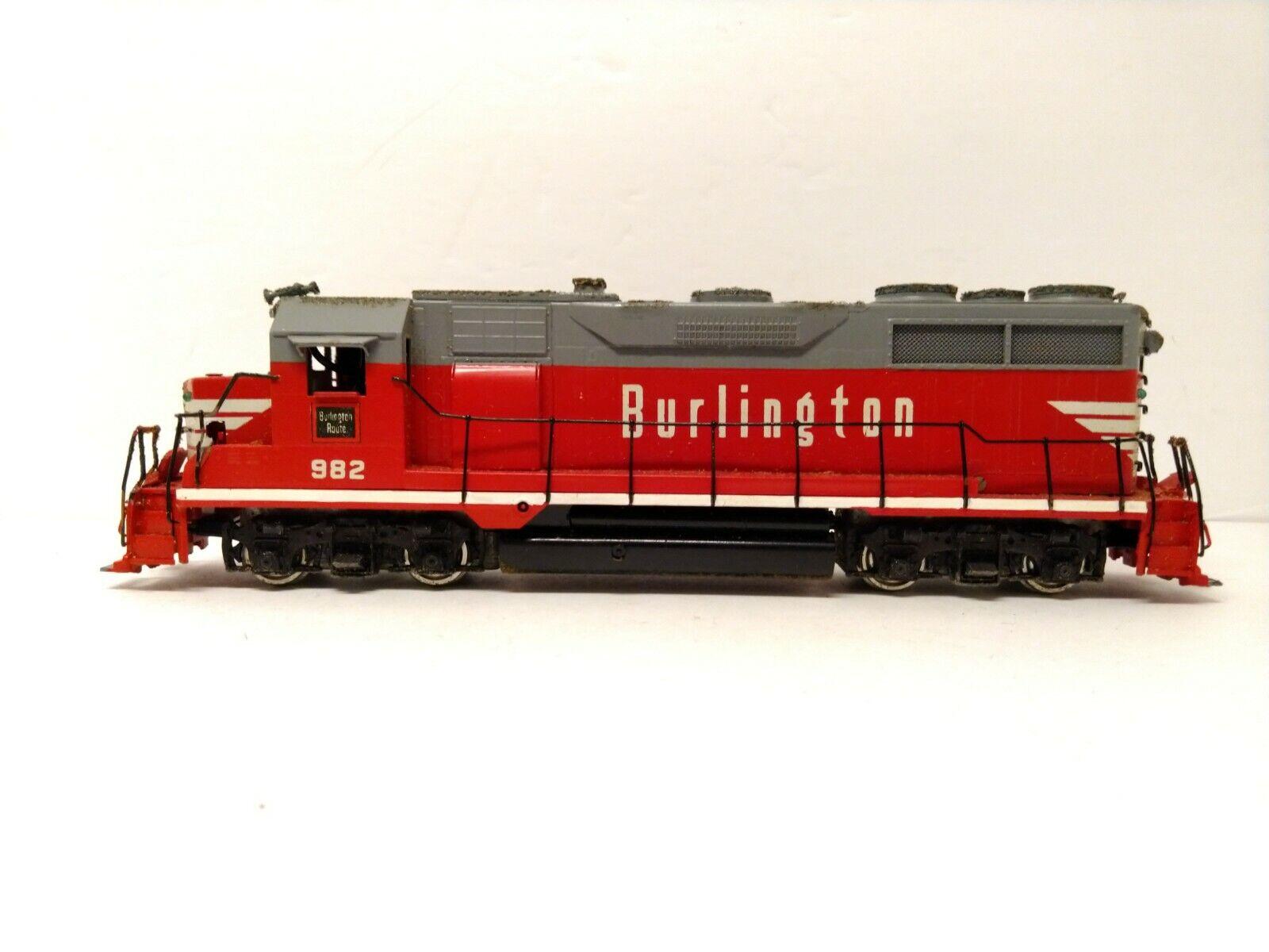 Tenshodo GP-35 Diesel Switcher No.159 Burlington