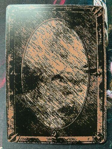mtg border Ancient Tomb GENERIC Commander Extended art Box topper