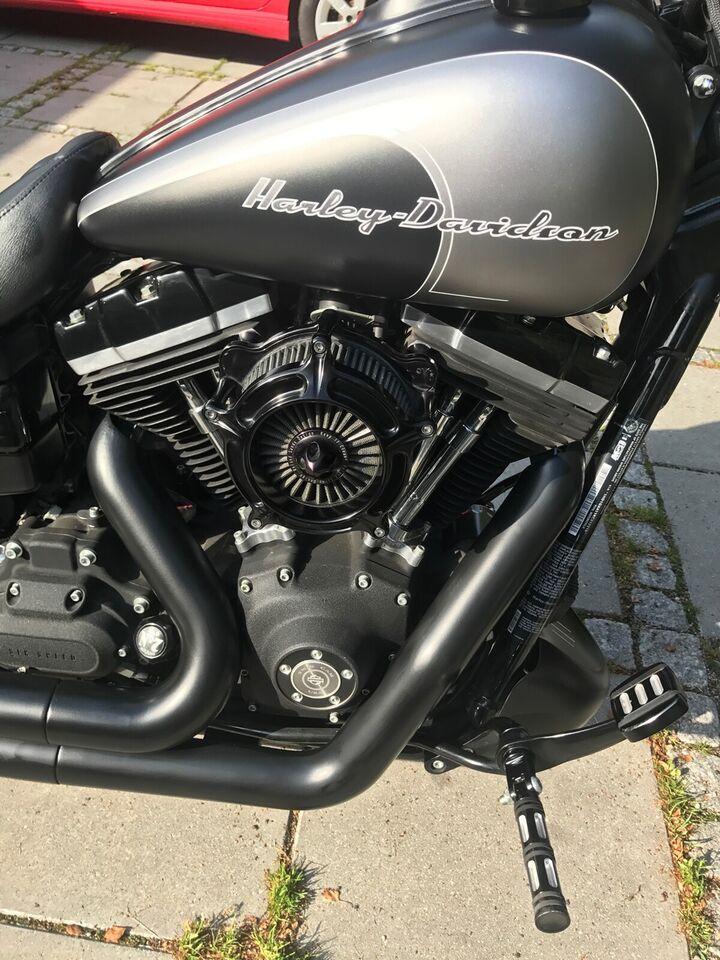 Harley-Davidson, Street Bob, 1800 ccm