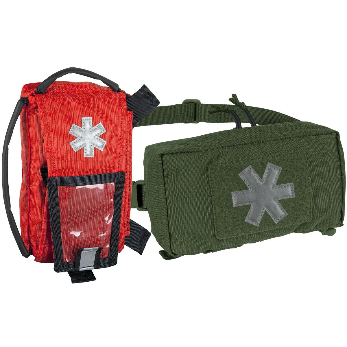 Helikon Modular Individual Med Kit EMT Carry Bag Military Army Pouch Olive Green