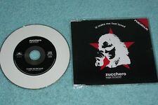 Zucchero Maxi-CD You Make Me Feel Loved - 561 247-2 - tr4 sheryl crow Bono of U2
