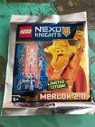 LEGO NEXO KNIGHTS LIMITED EDITION MERLOK 2.0