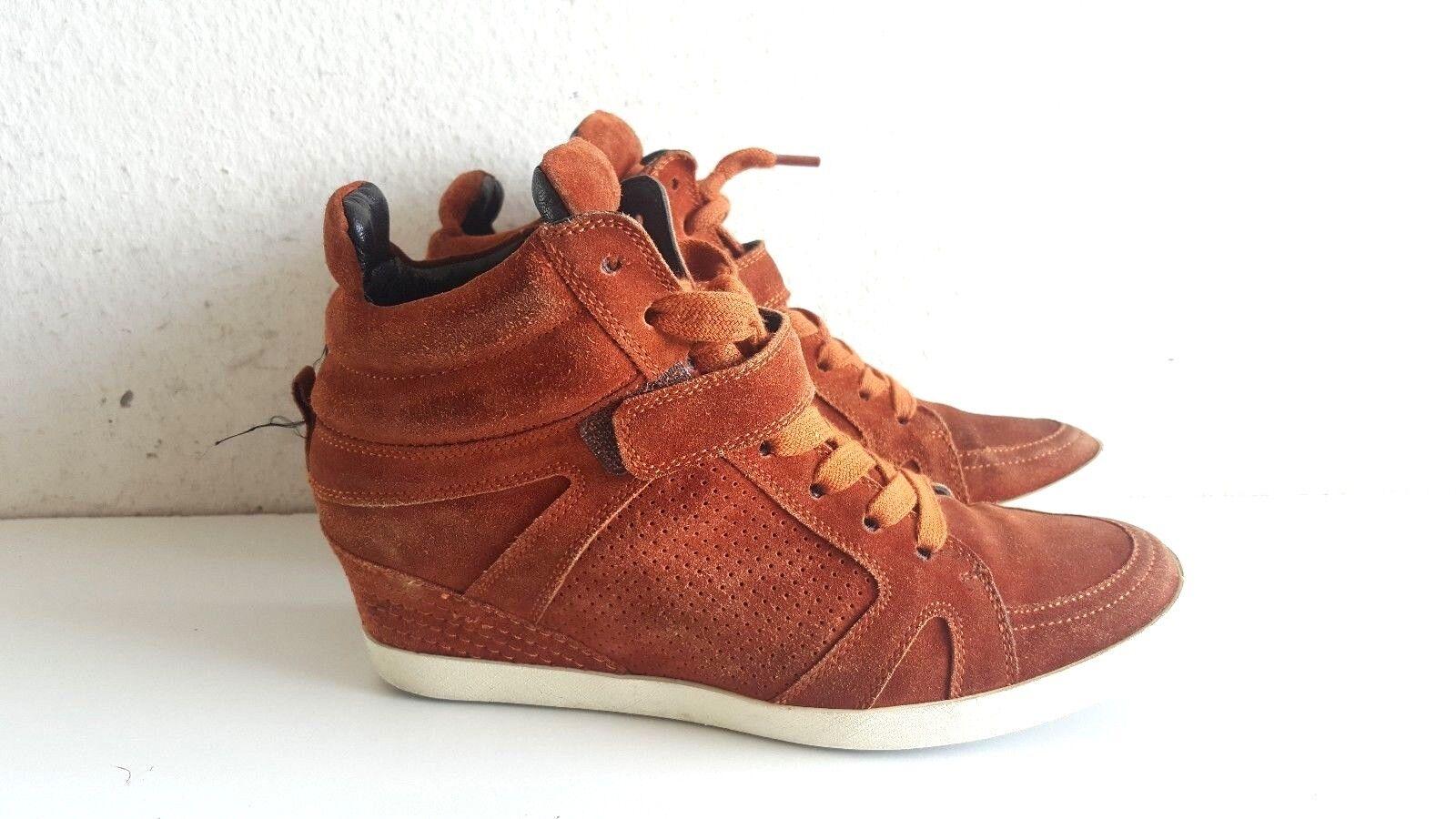Kennel Gr.39 Schmenger SneakerBoots Stiefel echtleder Gr.39 Kennel UK 6 TOP Zustand 8de5b1