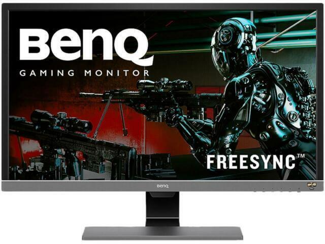 BenQ EL2870U 28 inch 4K HDR Gaming Monitor, 1ms 3840x2160 ,