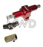 2:1 Aluminum Quick Steer Steering Quickener Kit