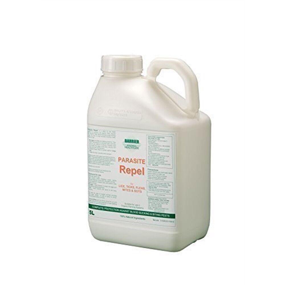 Barrier Parasite Repel, 5 500ml Litre - Repel Care 500ml 5 5l Horse 8f2326