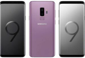 Samsung-Galaxy-S9-Plus-Grey-Purple-SMG965W-64GB-4G-LTE-Unlocked-BEST-OFFER