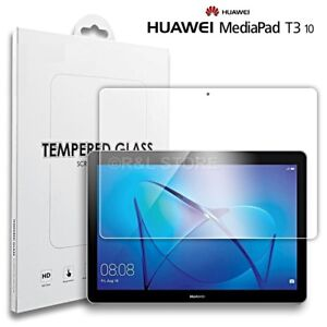 PELLICOLA-VETRO-TEMPERATO-per-Huawei-MediaPad-T3-10-TRASPARENTE-CLEAR-HD-FULL