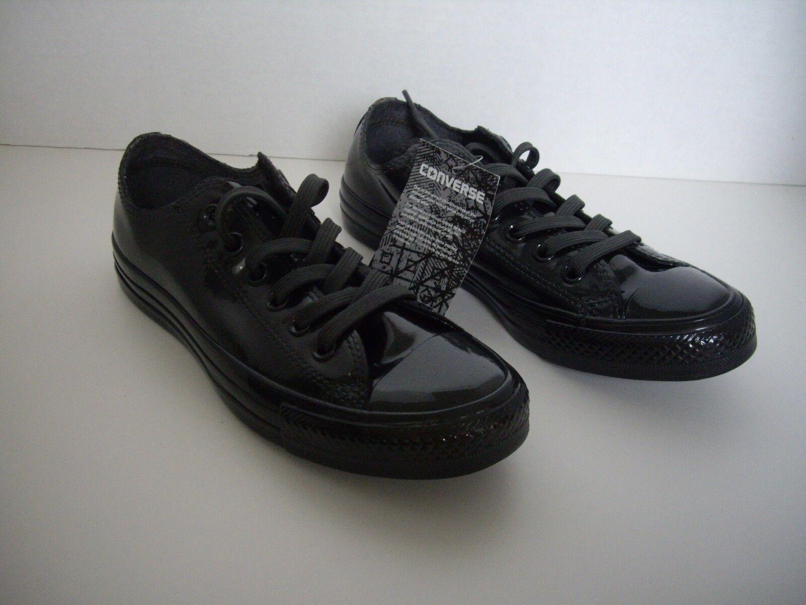 Converse Chuck Taylor Taylor Taylor All Star Zapatos Mujer Negro Metálico Perla, tamaño 7M  venderse como panqueques