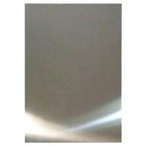 Acier inoxydable splashback en métal brossé cuisine cuisinière mur splash 60cm x 95cm  </span>