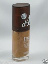 NEW CoverGirl TruBlend Liquid Make Up Foundation-d4 Classic Tan