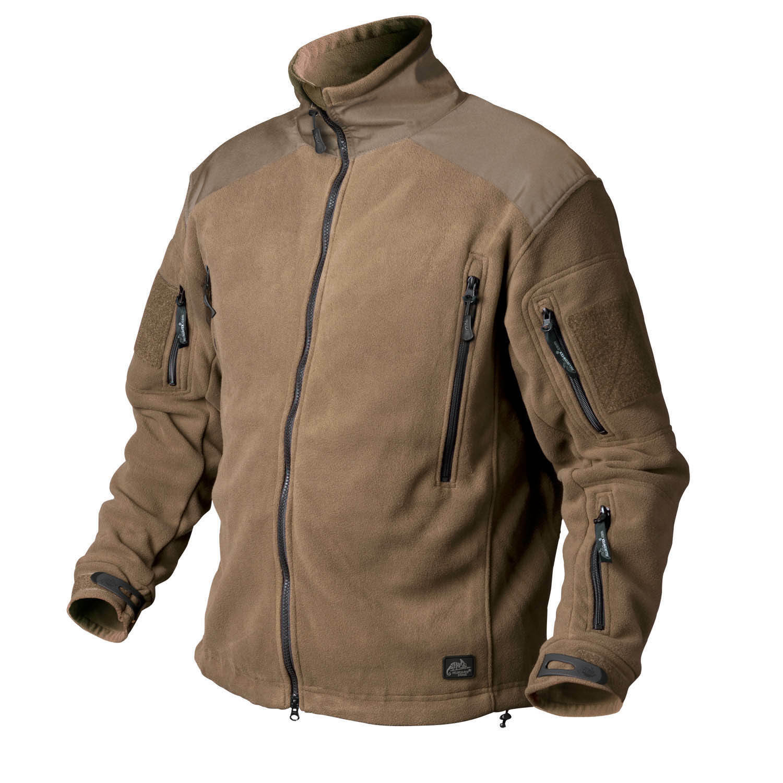HELIKON tex Liberty Liberty Liberty heavy Fleece Jacket outdoor ocio chaqueta coyote XL Xlarge a91746