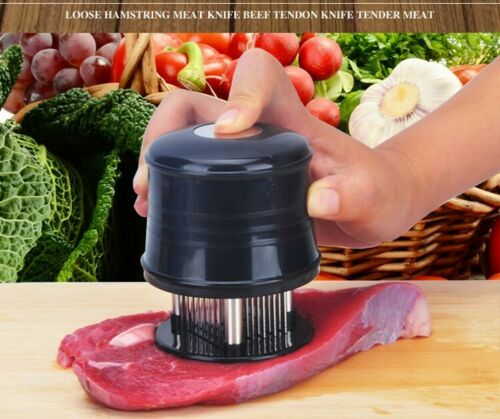 New Stainless Steel 56 Blade Meat Tenderizer Knives Kitchen Tool Steak Chicken
