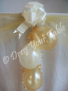 Awesome Details About Golden 50Th Wedding Anniversary Party Cake Table Decoration Pack Balloons Etc Download Free Architecture Designs Embacsunscenecom