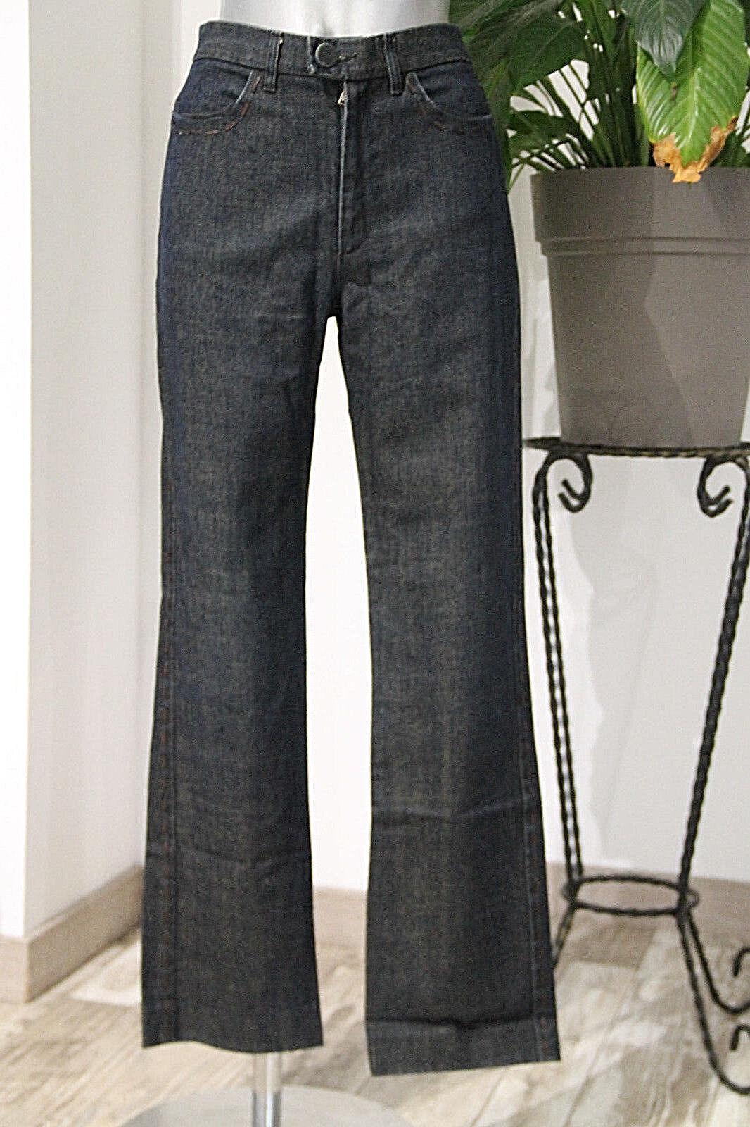 Joli jeans  large size haute KENZO JEANS size 40 en EXCELLENT ÉTAT