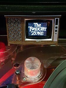 Twilight Zone Pinball  TV Mod