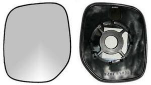 06=/> Cristal espejo Peugeot 207 Conductor Termico Transparente Izquierdo