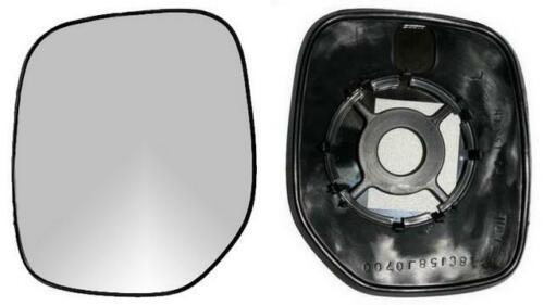 Cristal espejo retrovisor Citroen Berlingo Peugeot Partner 96=/>08 Conductor