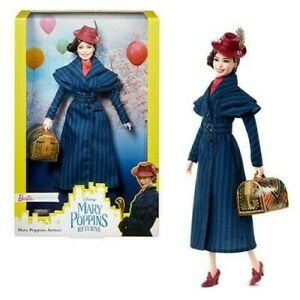 Mary-Poppins-Returns-Mary-Barbie-Collector-Doll-Mattel