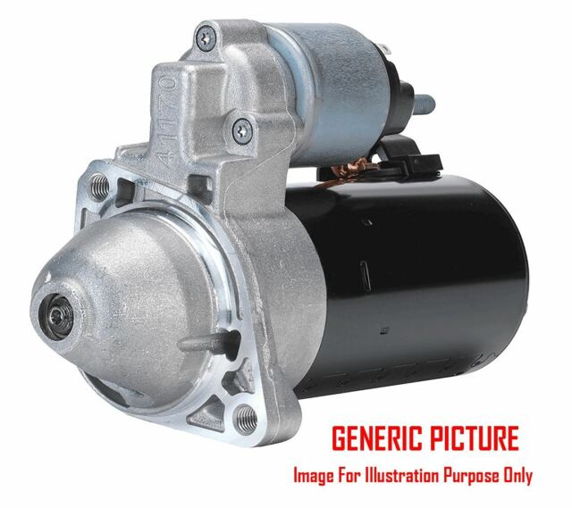 BOSCH ENGINE STARTER MOTOR OE QUALITY REPLACEMENT 0986025870