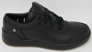 Mozo-Men-039-s-Natural-Low-Leather-3836-BLK-Black-Brand-New-Restaurant-Worker-Chef
