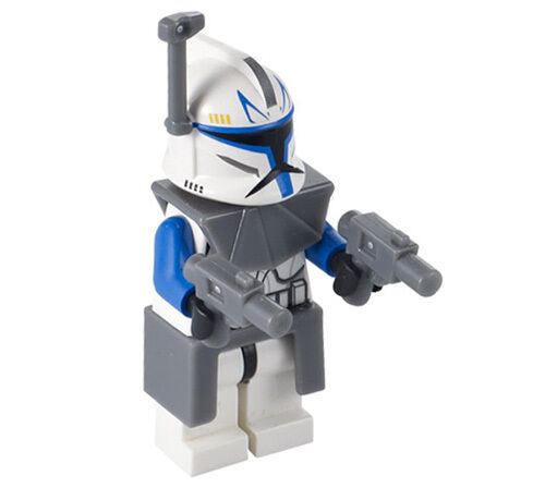 NEW LEGO STAR WARS CAPTAIN REX MINIFIG minifigure 7675 7869 figure clone trooper