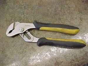 """Roadpro  6 Slip Joint Pliers rubber grip quality plier 8"""" L"""