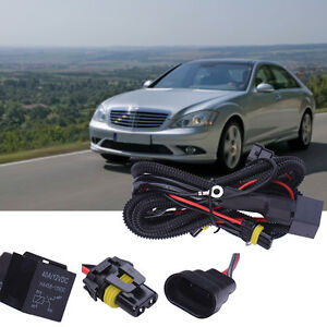 cars relay wiring harness sets for 9006 hid xenon light. Black Bedroom Furniture Sets. Home Design Ideas