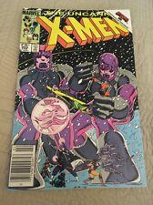 Uncanny X-men # 202 Marvel Comic FN- Condition Wolverine 1986