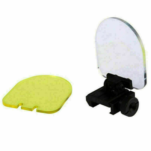 Hunting Airsoft Rifle Scope Red Dot Sight Lens Cover Protector Shield Board CHY
