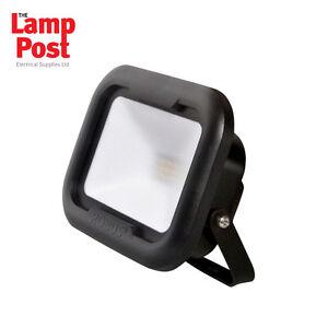 Details About Robus Rre1040 04 Remy 10w Led Flood Light Ip65 Polycarbonate 4000k
