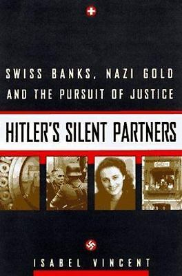 books history corruption crime business Nazi war justice banks Switzerland finance money laundering deception collaboration