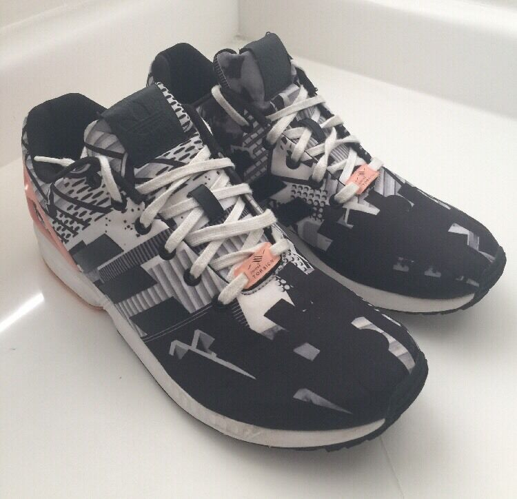 Adidas originali zx flusso pn scarpe mens sz 10 torison scarpe b34468 grafica | Eccellente qualità  | Uomini/Donne Scarpa