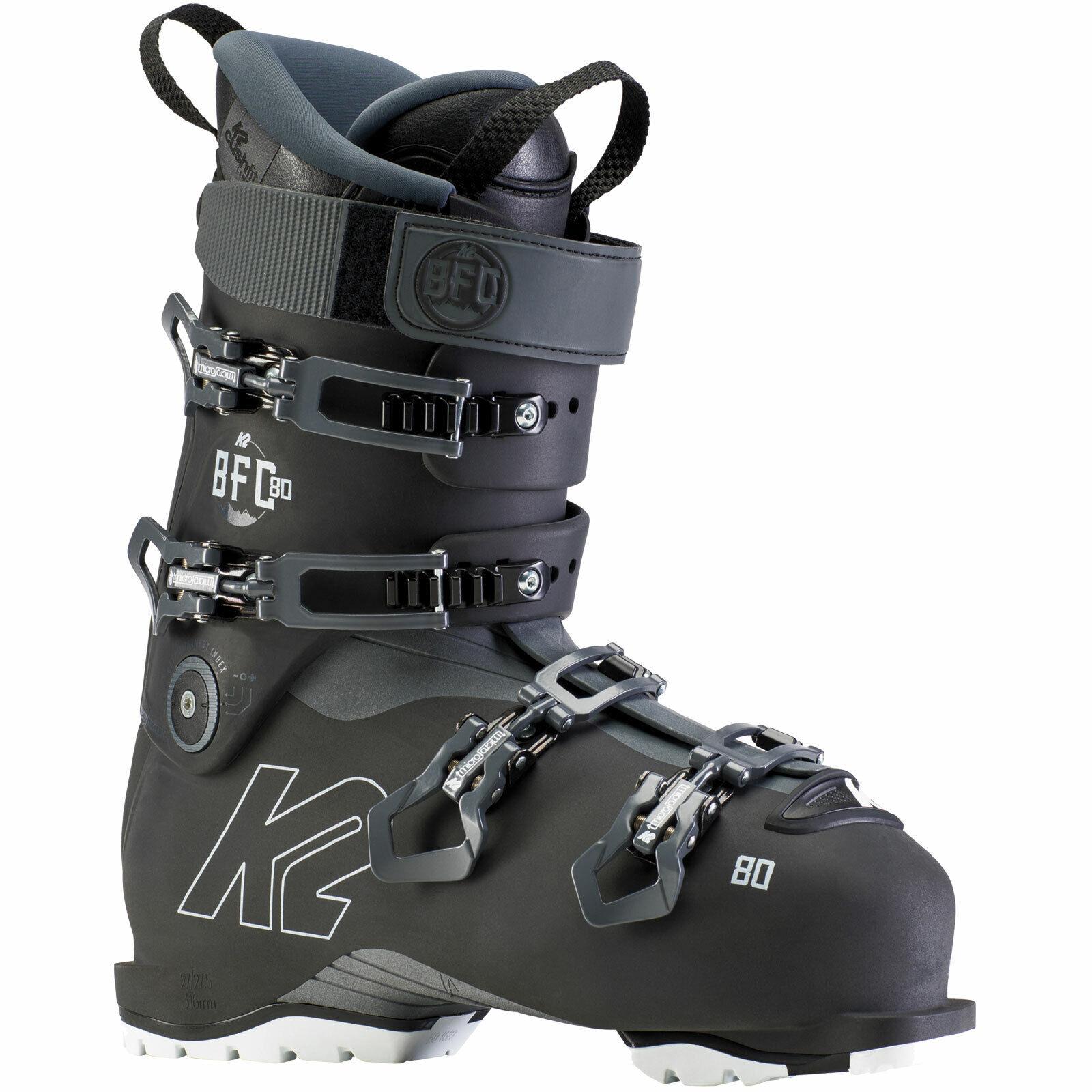 K2 Bfc 80 uomoSkistivali Sautoponi da Sci Skistivali tutti Mountain Mountain Mountain Alpino 81b