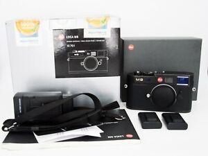 Leica-M8-digital-camera-body-only-with-original-box-near-mint
