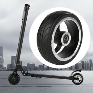 5-5inch-Durable-Solid-Rear-Wheel-Scooter-Accessory-for-Folding-Electric-Scooter