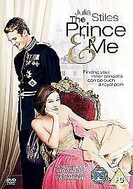 The-Prince-And-Me-DVD-Acceptable-DVD-Elisabeth-Waterston-Stephen-O-039-Reilly-Za