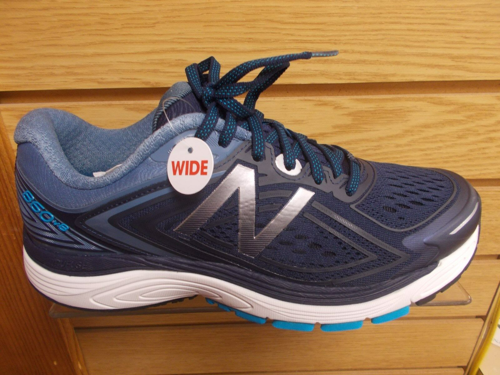 NEW BALANCE MEN'S 860 V8 RUNNING SHOES WIDE 2E WIDTH  NEW MULTIPLE SIZES